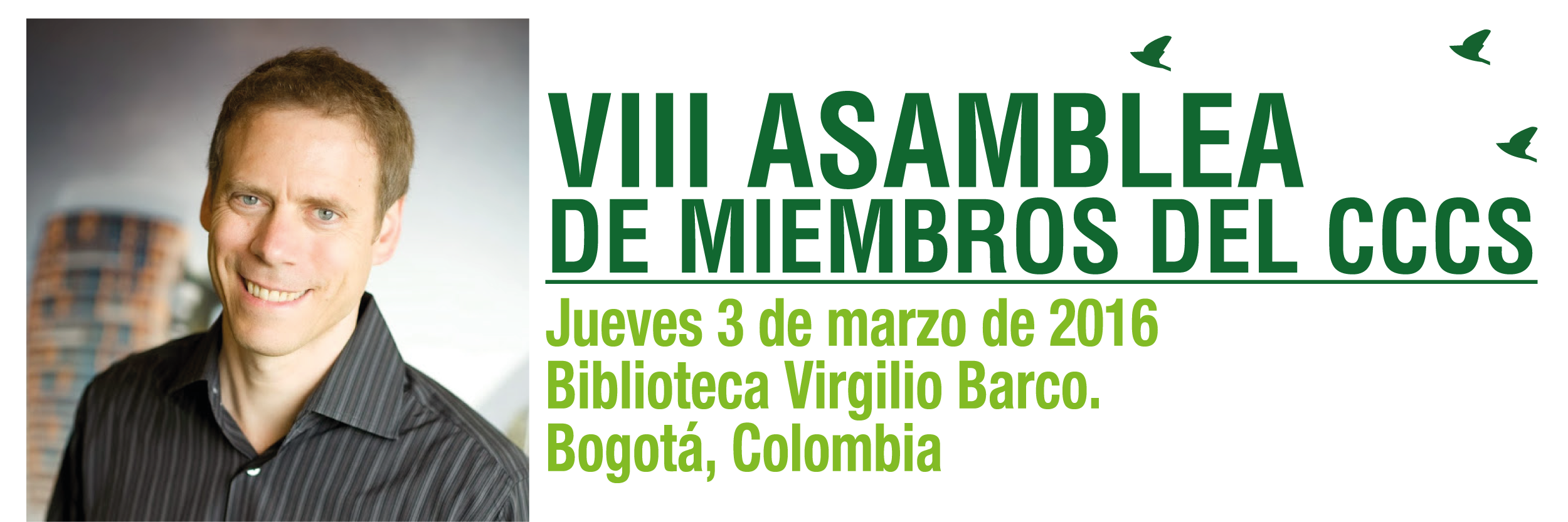 Director de William McDonough+Partners presentará en la Asamblea de Miembros CCCS 2016