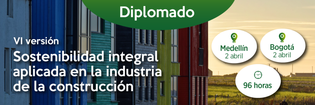 DIPLOMADO CONSTRUCCION SOSTENIBLE