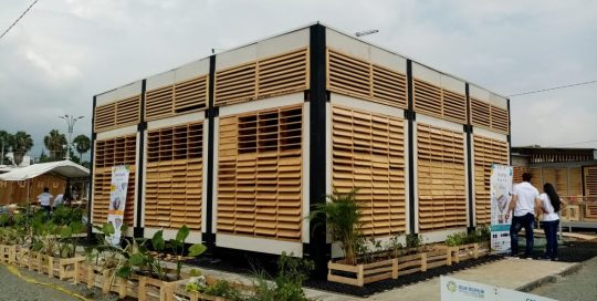 CASA COLOMBIA EN SOLAR DECATHLON 2019